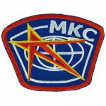 Russian International Space Station Mks Sleeve Patch