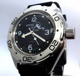 Russomilitare: Russian wrist watch for diving Vostok amphibian automatic 31 jewels 200m #8