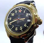 Russomilitare: Russian army Vostok wrist watch. watertight.mechanical. 17 jewels. EMERCOM