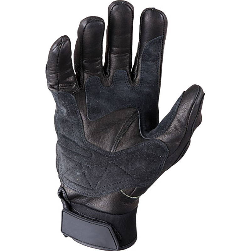Tactical Leather Gloves Splav Attack