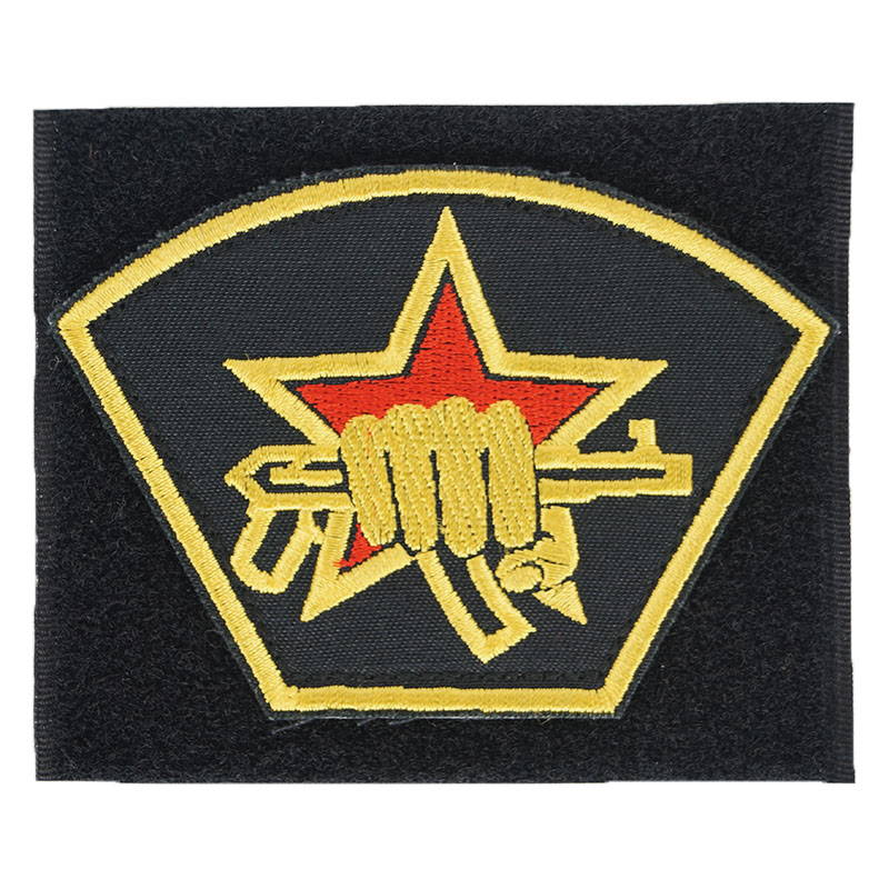 Russian Spetsnaz Ak Fist Patch Embroidered Velcro