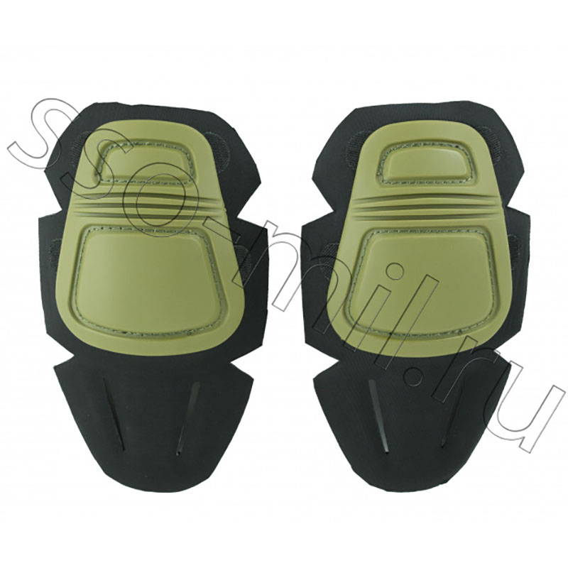 Russian Tactical SSO Kneepads Inserts G3 Khaki