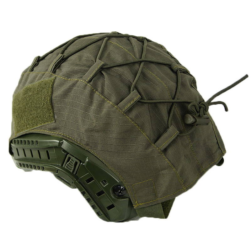 Fast Ops Core Helmet Cover Olive