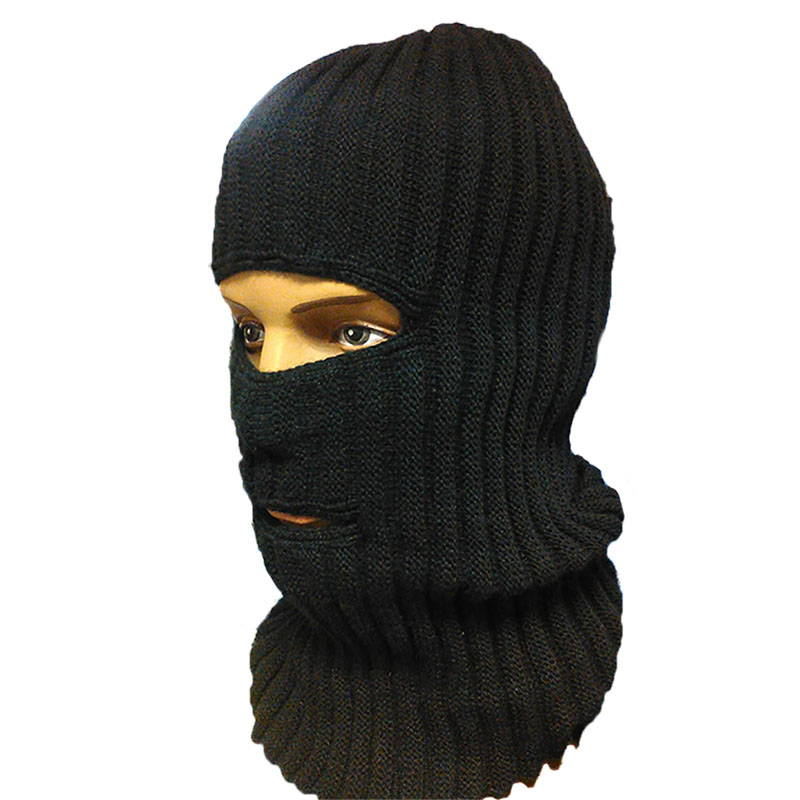 Tactical Balaklava 2 Holes Knitted