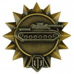 Russomilitare: World Of Tanks Scout Tanque De Peito Emblema