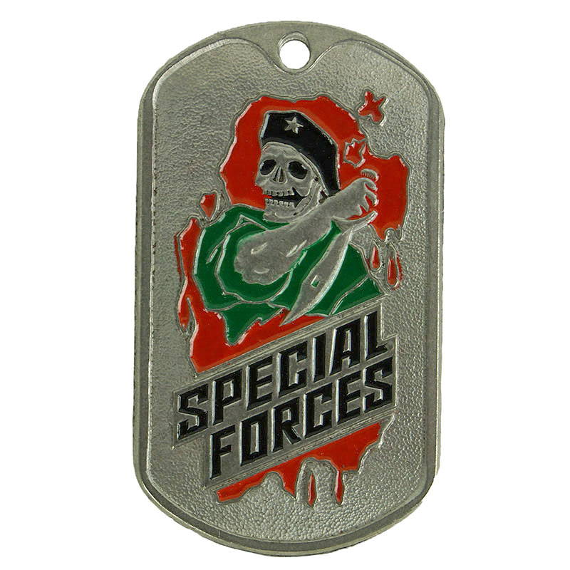 Dog Tag Special Forces