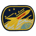 Russomilitare: Soviet Space Program Vostok Sleeve Patch