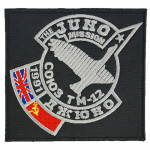 Russomilitare: JUNO Soviet Space Program Patch Soyuz TM-12