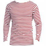 Red White Striped Shirt