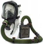 Russomilitare: PFL Russian Army Military Pilot Aviation Gas Mask Airforce