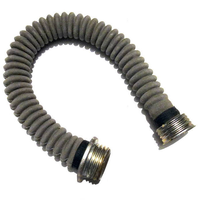 Soviet Gas Mask Hose Tube 40mm Surplus