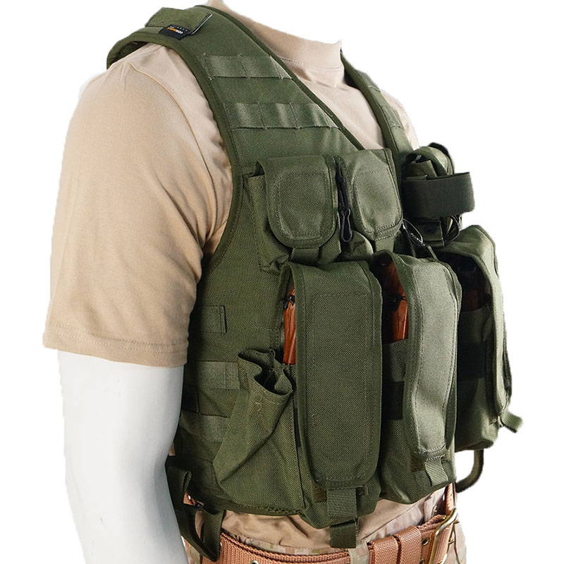 Splav Tactical Vest Tarzan M32