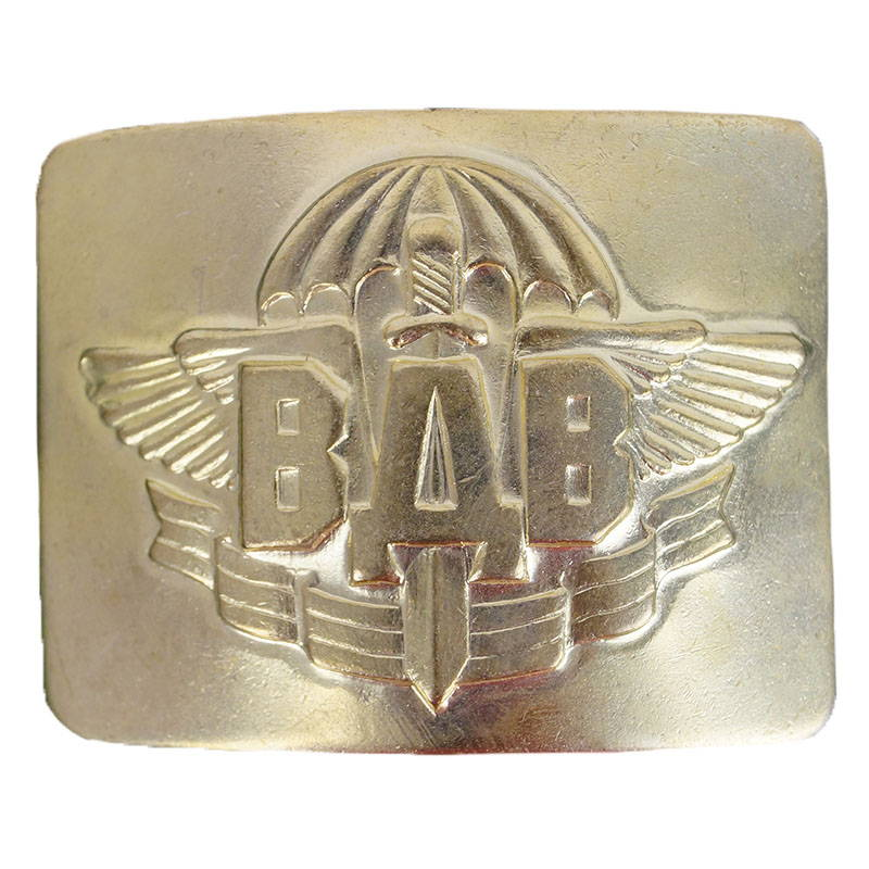 Russian VDV Airborne Belt Buckle
