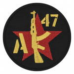 Russomilitare: Russo AK-47 Patch