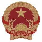 Vietnam Socialist Republic Patch