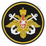 Russomilitare: Naval Uniform Sleeve Patch