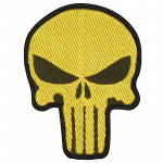 Russomilitare: Punisher Patch