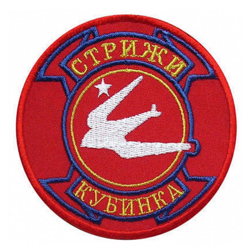 Strizhi Russian Air Force Patch