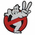 Russomilitare: Ghostbusters-Patch