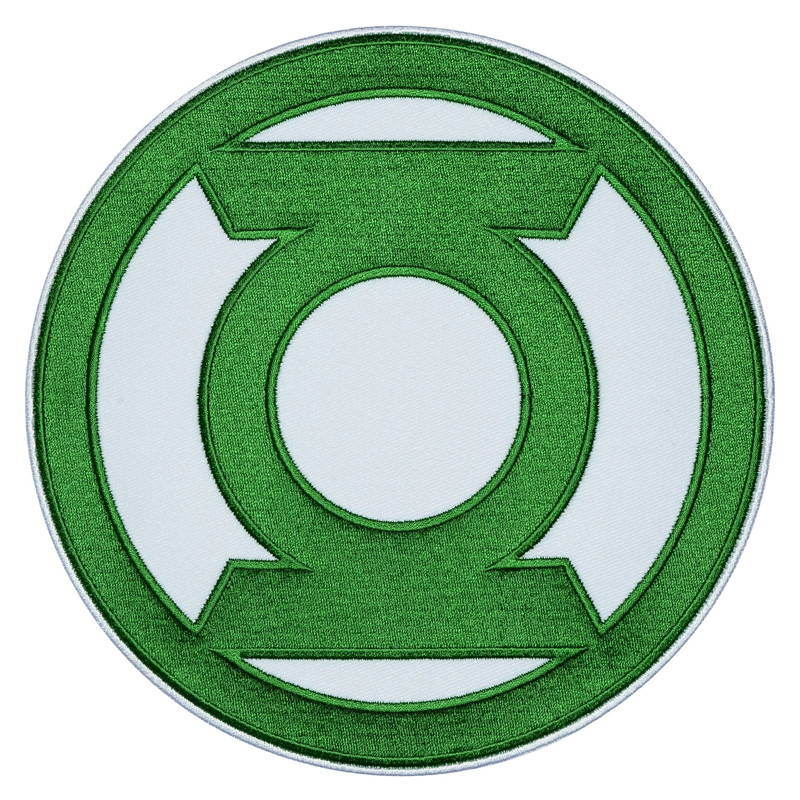 Green Lantern Dc Comics Patch