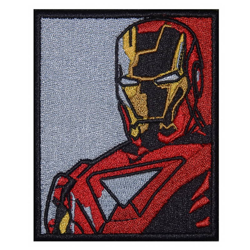 Iron Man Patch