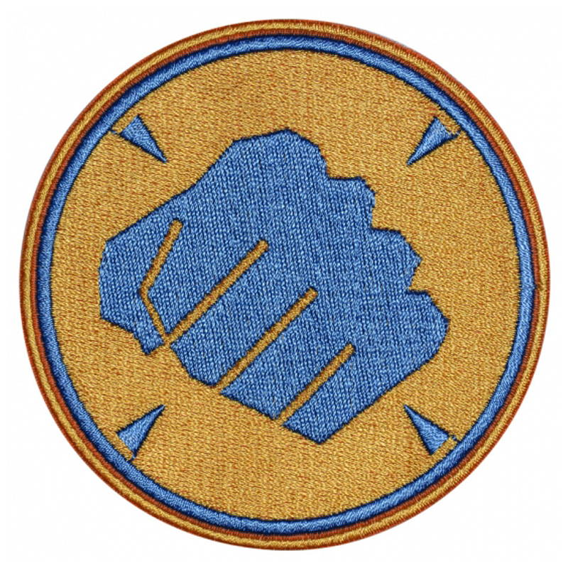 Team Fortress 2 Blu Heavy Patch