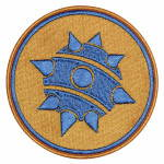 Team Fortress 2 Blu Demoman Patch