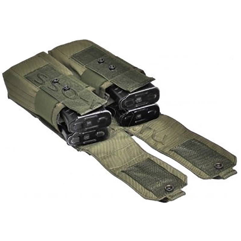 AK 4 Mags Molle Pouch