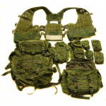 Ratnik Tactical Vest 6sh112 Used