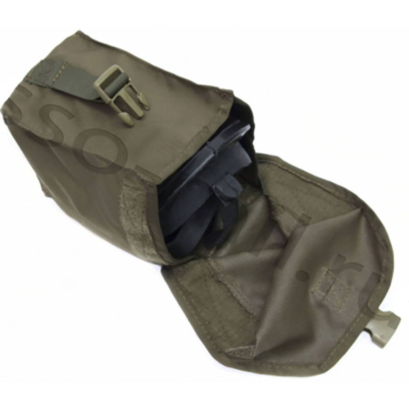 molle pouch for gas mask