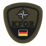 Russomilitare: KFOR Kosovo Forces German Patch