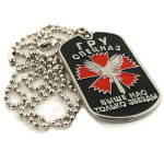 Russomilitare: Russian Military Special Forces GRU Spetsnaz Dog Tag