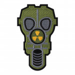 Radiation Gas Mask Patch
