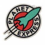 Russomilitare: Planet Express Futurama Patch