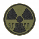 Stalker Radiation Patch