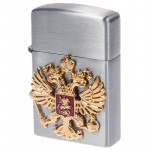 Collectible Lighter Emblem of Russia