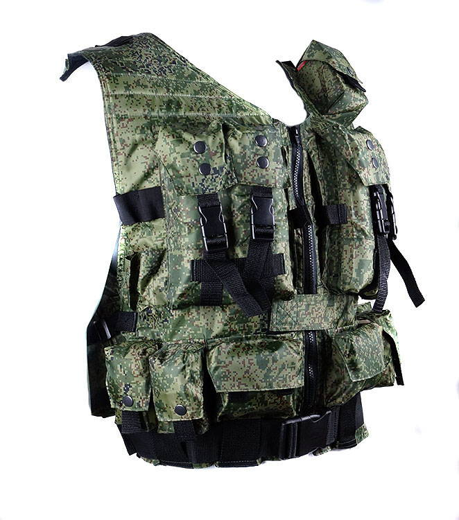 AK Tactical Vest EMR