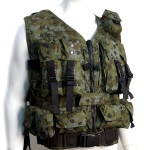 Russomilitare: Russian Military Tactical Vest Digital Border Guard Camo