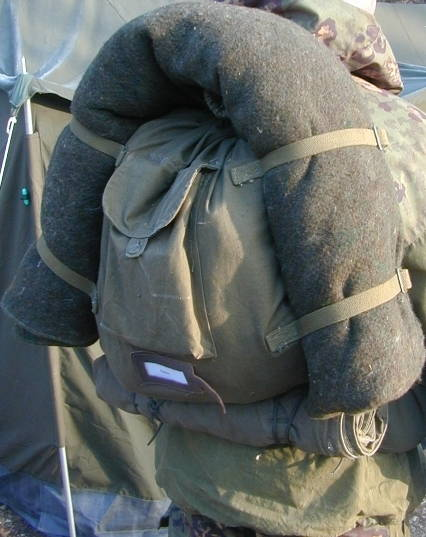 Soviet Army WW2 Backpack Rucksack