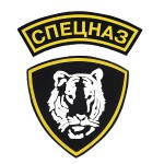 Russomilitare: Russian Spetsnaz Tiger and Arc Sign Sleeve patch Set