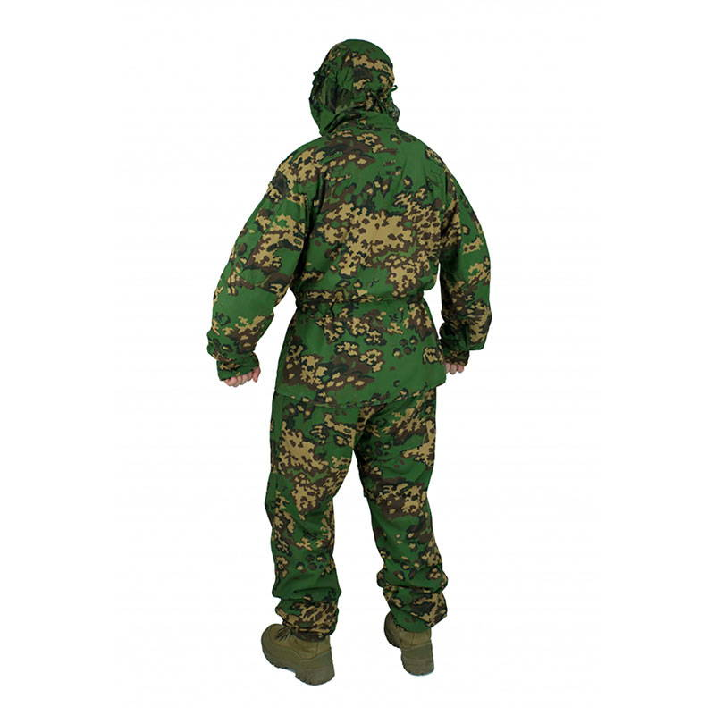 double sided camo suit