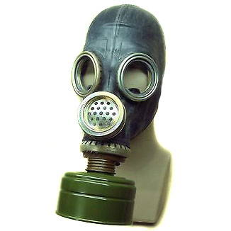 PMG 2 Latex Gas Mask