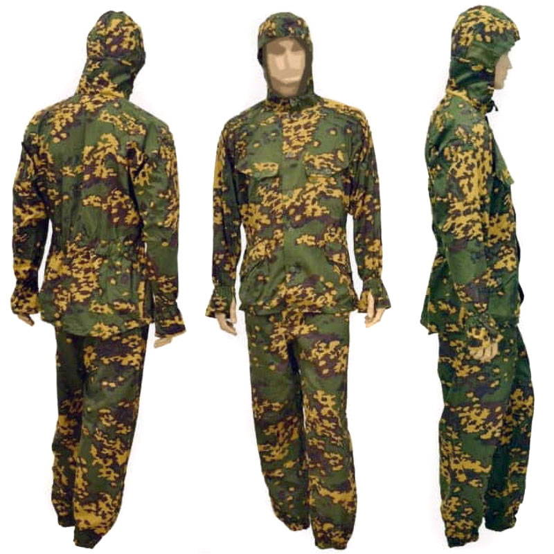 Bars Sumrak M1 Tactical Suit Partizan