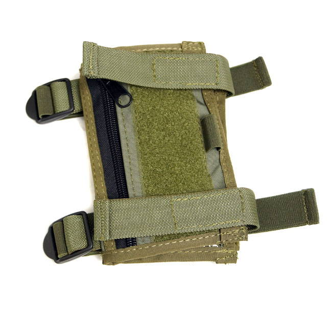 SSO Sleeve Map Pouch