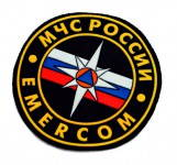 Russomilitare: MChS Russian Emercom Sleeve Patch
