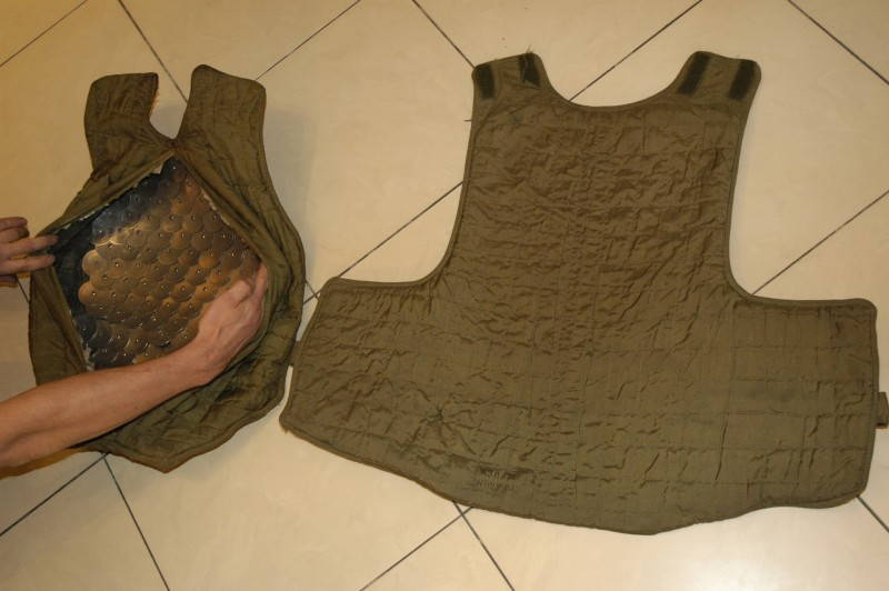Jzl-74 Russian Stab-proof Vest Knife Body Armor Zhzl-74