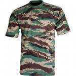 Russomilitare: Militaire Russe Tiger Stripe Kamysh Camo T-Shirt