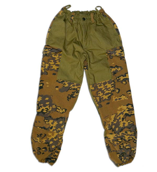 Gorka 3 Suit Bars Partizan Autumn Pattern