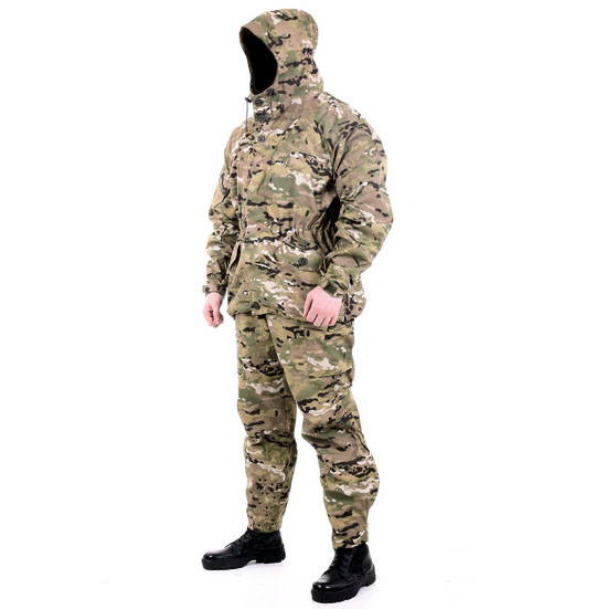 Suit Gorka 3 Multicam