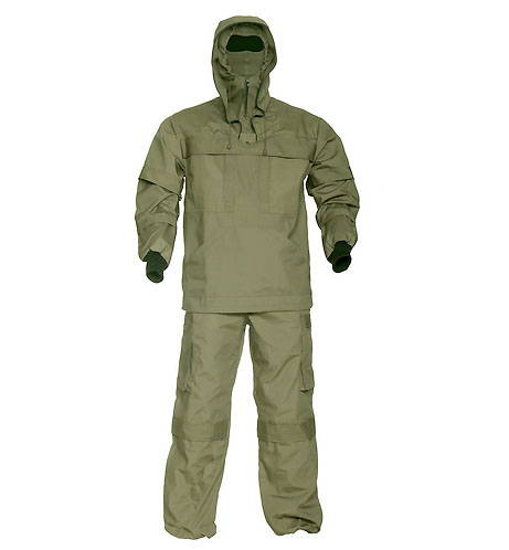 Russian Military Anti Mosquito Suit